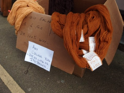 Photo of wool for sale in Welshpool